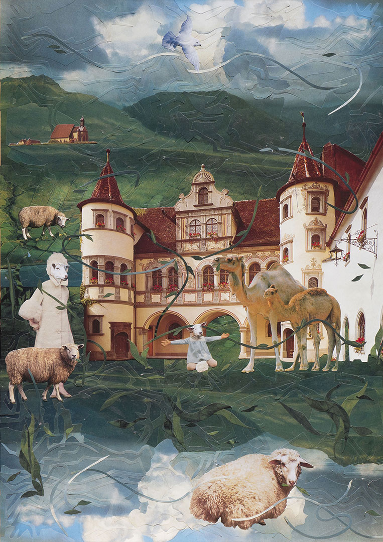 Strange Visitors-Mores Rabenstern-klein