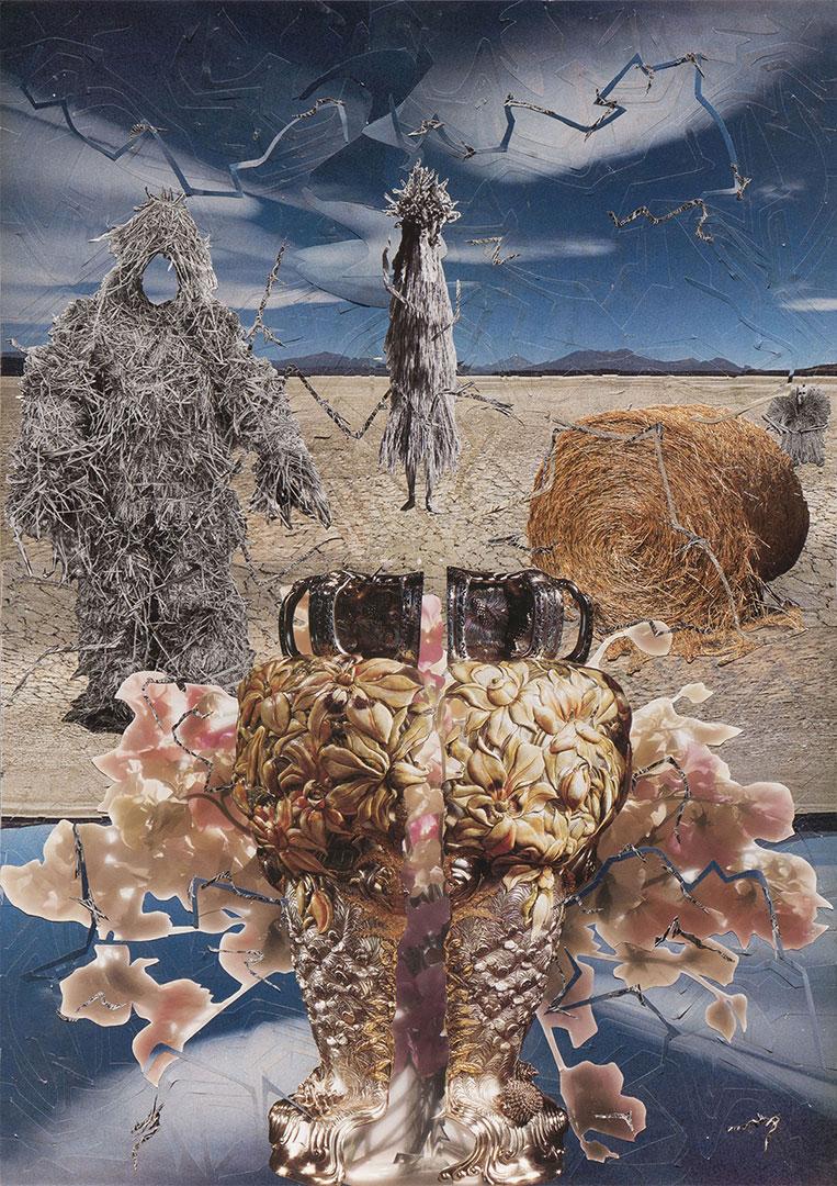 Treasure Desert-Mores Rabenstern-klein