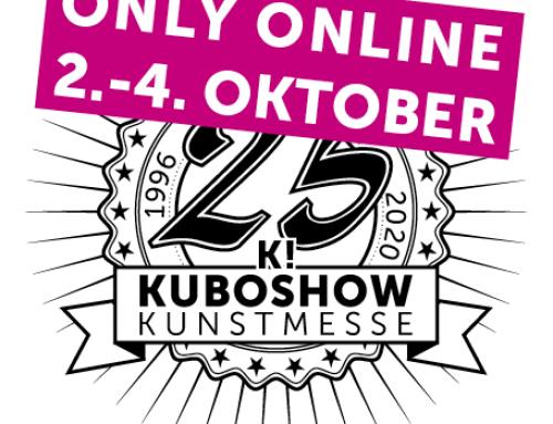 KUBOSHOW KUNSTMESSE 2020